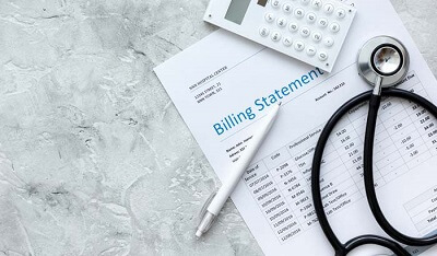 correct billing error