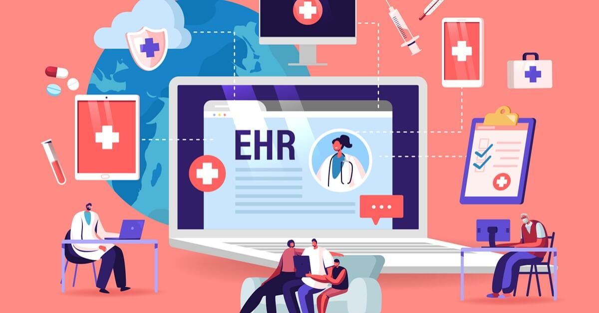 types of electronic health record systems